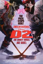 My favorite of the three Mighty Ducks films.