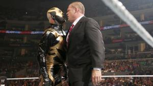 Photo by WWE Kane prevents Dean from winning and it doesn't set too well with Gold Dust