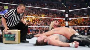 Photo by WWE Seth gets the win