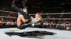Photo by WWE  PHOTO OF THE YEAR!